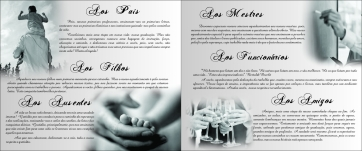 CONVITE Letras PRONTO 4
